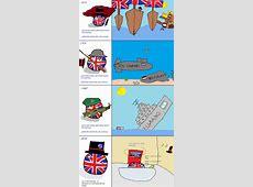 The Great British Empire Polandball Comics