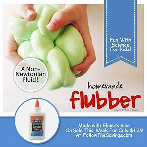 A great way to teach about Non-Newtonian-fluids! Click ...