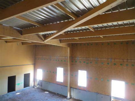 construction du p 244 le culturel de broc 233 liande caen 14 b 226 timent culturel ibatec bois