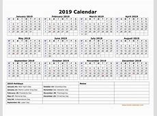 Indian Calendar 2018 2019 with Holidays and Festival