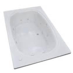 45 ft drop in bathtub universal tubs peridot 6 5 ft rectangular drop in