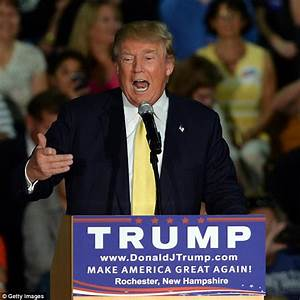 Donald Trump has said he will NOT accept the $400,000 ...