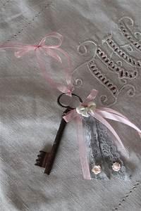 Shabby Chic Accessoires : cl ancienne romantique bijou de porte ou poser esprit shabby chic accessoires de maison ~ Markanthonyermac.com Haus und Dekorationen