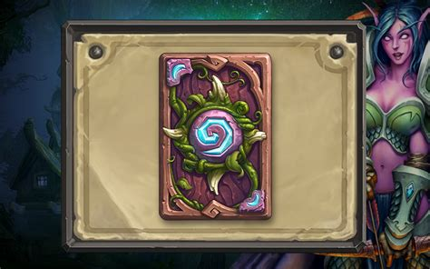 hearthstone season 15 june 2015 new card back