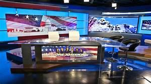 One America Set Design - News Sets - Broadcast Design ...