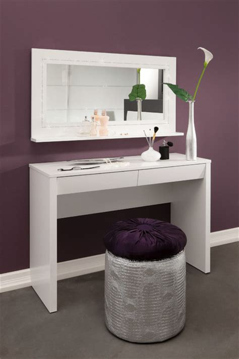 starlight dressing table desk and mirror modern bathroom vanities and sink consoles by