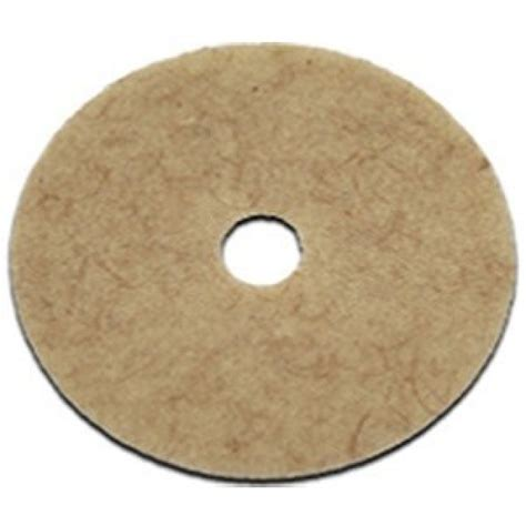 20 inch coconut scented floor polishing pads 5 per