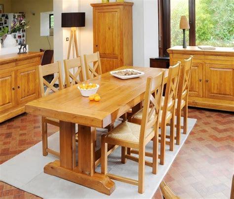 table en ch 234 ne massif photo 4 10 salle 224 manger style louis philippe