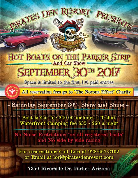 Parker Hot Boats by Hot Boats On The Parker Strip September 30th 2017