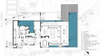 modern plan modern house