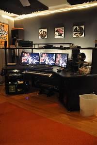 Gaming Zimmer Deko : battlestation 2 0 home decoration pinterest ~ Markanthonyermac.com Haus und Dekorationen