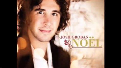 Melt With Josh Groban's Full Christmas Album,