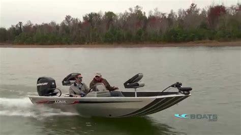 Lowe Jon Boat Vs Tracker by Lowe Stryker Aluminum Fishing Boat Review Performance