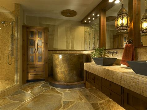 Decorating Your Rustic Bathroom-cast Horn Designs