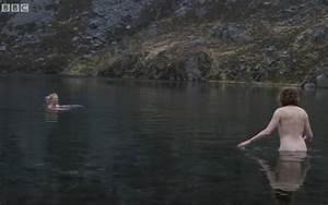 Kate Humble went swimming naked in a Welsh lake - Wales Online