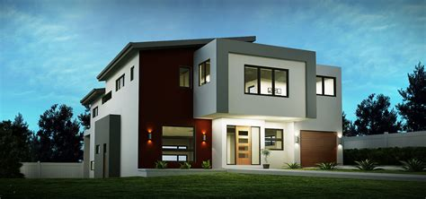 Sloping House Block Designs  Custom Home Designs