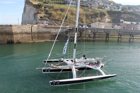 Trimaran English by 2002 Trimaran Multi 50 Sail Boat For Sale Www Yachtworld