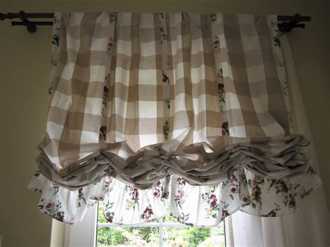 Valance Plaid Floral Ruffle Kitchen Curtain Balloon Valance Terry Fabrics Curtains Billy Talent Cut The Decorative Curtain Hardware Cheap Shower Liners Diy Swag Church Stage Steel Linebackers Insulating Fabric