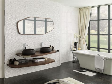 salle de bain contemporaine porcelanosa contemporary bathroom other by porcelanosa groupe