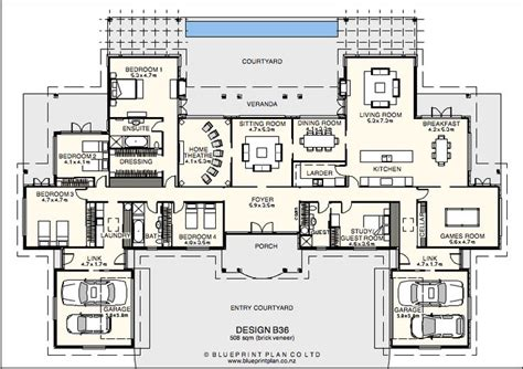 E H Home Design Ltd : Large Country Style House Or Lodge