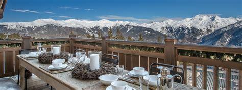 catered ski chalets courchevel 1850 leo trippi