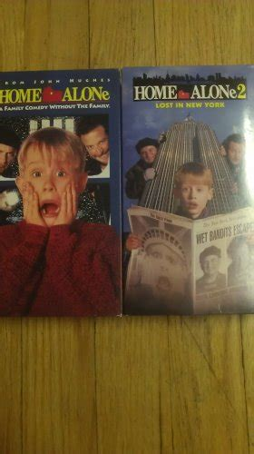 Home Alone 12 Vhs Lot