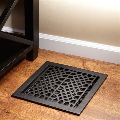 oversized antique cast iron floor register contemporary