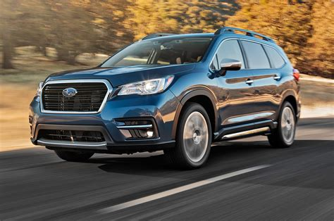 Exclusive 2019 Subaru Ascent Prototype First Drive