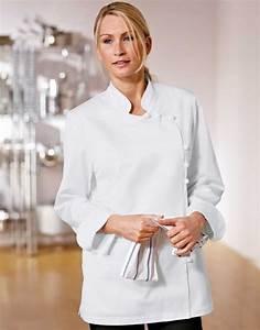 Bragard Doriane Female Chef Jacket - White - Chef Jackets ...
