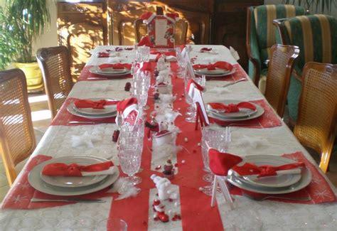 d 233 coration de table et blanc