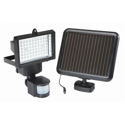 60 Led Solar Security Light