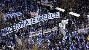 Macedonia-Greece conflict: Signs in Melbourne divide ...