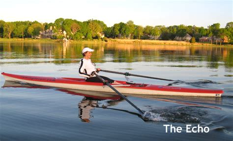 Ocean Sculling Boat by Rowing And Paddling For All Llc