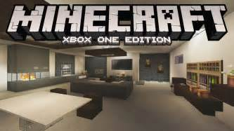 minecraft xbox 360 ps3 modern house interior design kitchen living room inspiration