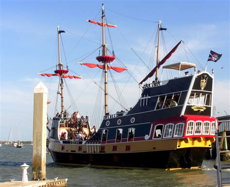 Little Pirate Adventure Cruise On Uncle Sam Boat Tours by The Black Raven St Augustine Fl