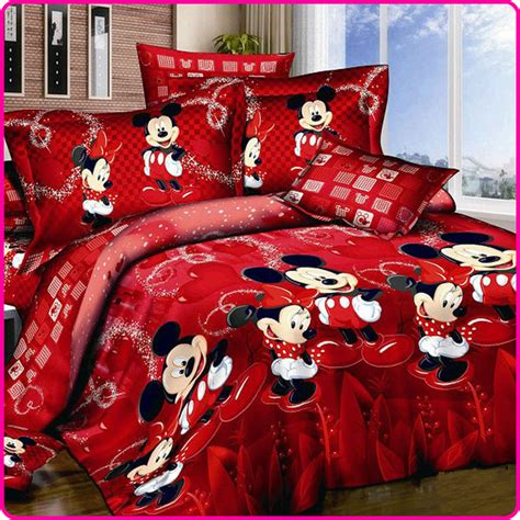 mickey and minnie mouse king 4pcs