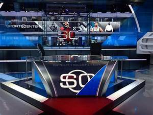Photos: Greg Smith Visits New SportsCenter Set | BSO