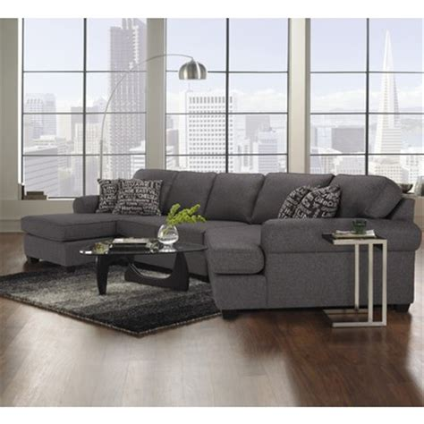 decor rest graphite grey sectional 2566 2583 canada at shop ca 905594