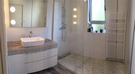 nouvel agencement et am 233 nagement d une salle de bains sur aix en provence carrelage int 233 rieur
