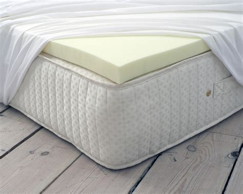classic memory foam mattress topper zen bedrooms uk