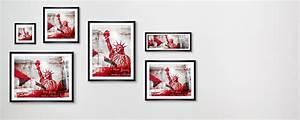 Wand Poster New York : faszinierende new york collage im modernen stil ~ Markanthonyermac.com Haus und Dekorationen