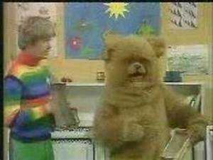 UK Childrens TV (Rainbow) show with double entendres - YouTube