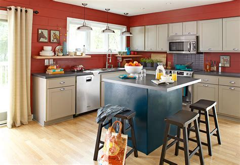 Kitchen Wall Color Ideas With Cherry Cabinets by 13 Kitchen Design Amp Remodel Ideas
