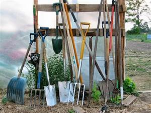 Tool Maintenance for Fall and Winter – Farmers' Market Series