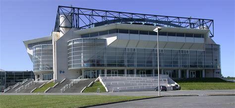 palais des sports de pau camborde architectes