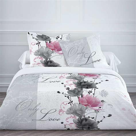 parure de lit imprim 233 e fleurs linge de lit kiabi 32 00