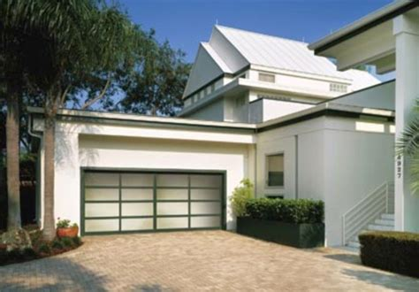 Contemporary Garage Designs For Modern Houses