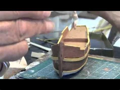 Small Boat Voyages Youtube by Modeler Builds Miniature Pilot Boat Youtube