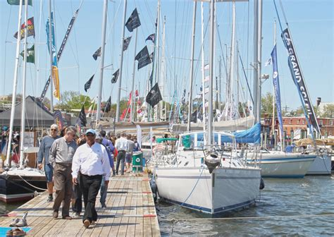 Annapolis Boat Show Spring 2017 by Annapolis Spring Sailboat Show 2017
