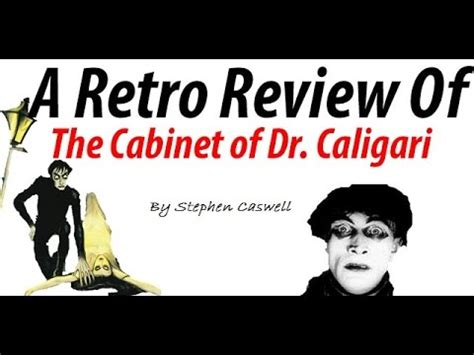 the cabinet of dr caligari 1920 review